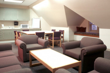 Eaton 4th Floor Study Lounge