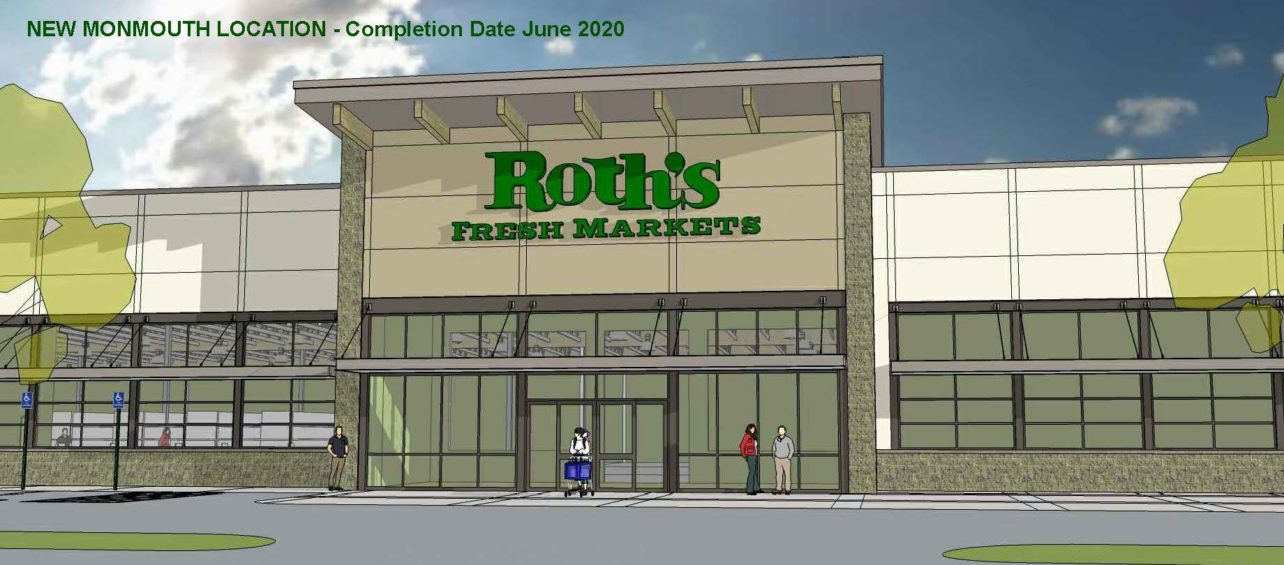 Roth's Fresh Markets, Monmouth